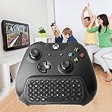 Kabellose Tastatur für XBox One Mini Wireless 2,4 GHz Tastatur-Tastatur-Controller (Farbe: Schwarz)