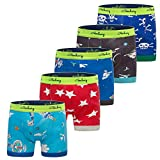 Best Camiones Boy - Gorboig Boys 5 - Pack Boxer Coches camión Review