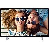 Telefunken D40F286X4CW 102 cm (40 Zoll) Fernseher (Full-HD, Triple Tuner, DVB-T2/-C/-S2 H.265/HEVC, Netflix)
