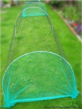 easynets Gartenglocke aus vormontiert groß