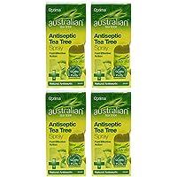 (4er BUNDLE) | Antiseptic Spray | 30ml - Australian Tea Tree preisvergleich bei billige-tabletten.eu