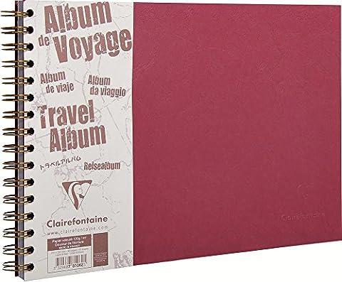 A4 160 Grammes - Clairefontaine AGE BAG 781062C Album de voyage