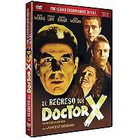 El Regreso del Doctor X v.o.s. 1939 DVD The Return of Doctor X