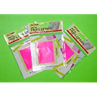 Snopake Index Tab Sticky Notes Highlighters 45x60mm Neon Pink 360 Tabs Flags - 12 Packs