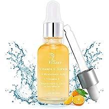 VSADEY Serum Facial Suero Vitamina C 30% y Ácido Hialurónico Puro + Vitamina E,