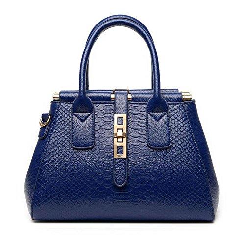 GBT Arbeiten Sie neue Handtaschen, Dame-Schulter-Beutel um Blue