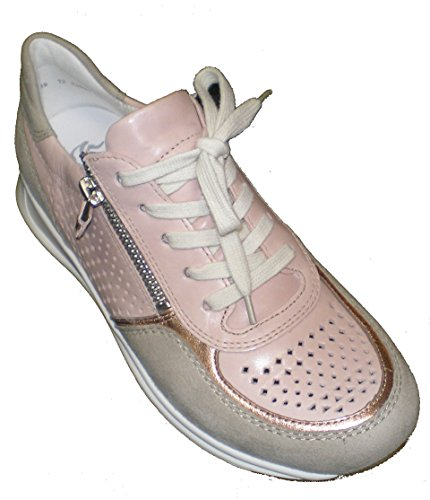 ara Damen Osaka Sneaker rose-Cassis