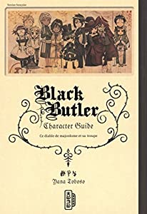 Black Butler : character guide Edition simple One-shot