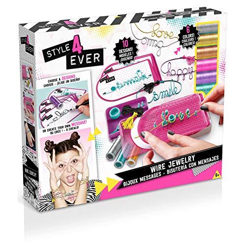 Unbekannt Canal Toys–CT28597–Schmuck und Kosmetik–Nur für Mädchen–Schmuck-Nachrichten