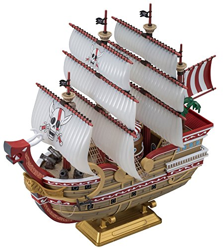 Bandai Hobby Barco de Vela Collection Rojo Fuerza Kit de Modelo One Piece