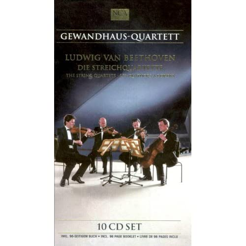 Beethoven, L. Van: String Quartets