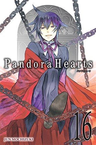 Pandora Hearts, Vol. 16 by Jun Mochizuki (18-Jun-2013) Paperback