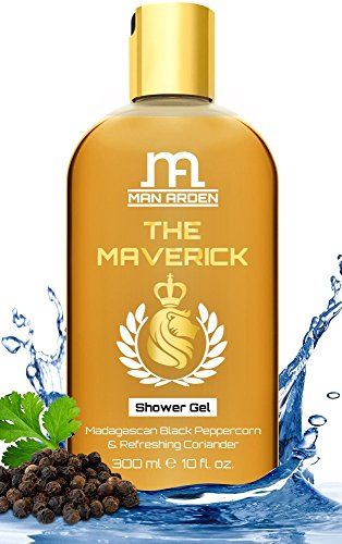 Man Arden The Maverick Luxury Shower Gel, 300ml