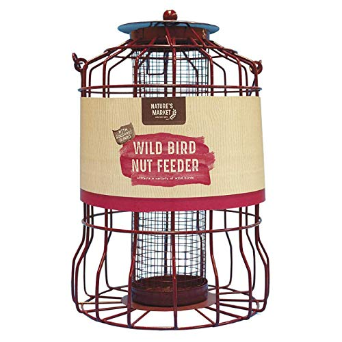 Bird Supplies fsc Conscientious C J Wildbird Foods Cj Birch Log Nest Box 32mm Hole