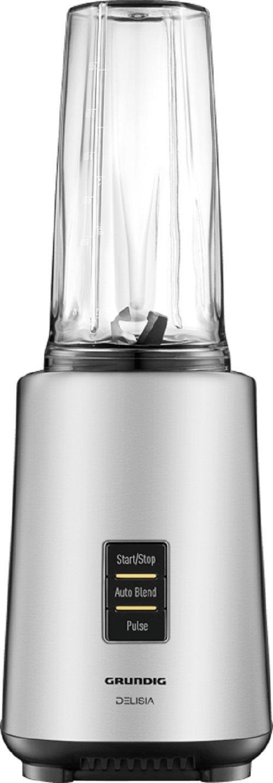 Grundig-SM-7680-Personal-Power-Blender-Rostfreier-Stahl-EdelstahlSchwarz