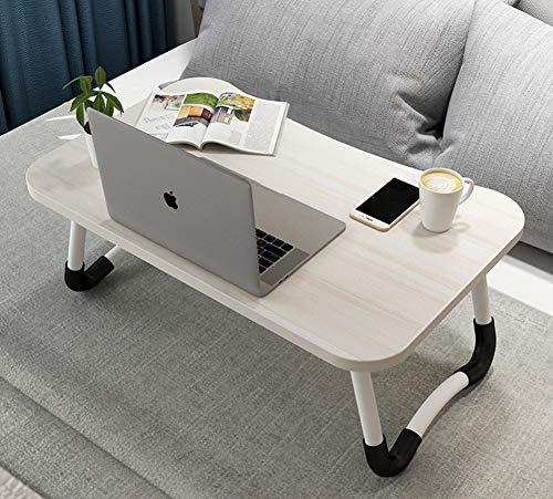 Verstellbarer Klapp-Laptop Laptop-Tisch tragbare Bett-Tablett -60 * 40cm ()