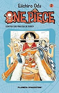 One Piece nº 02: Contra los piratas de Buggy par Eiichiro Oda