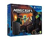 PlayStation 4 - Konsloe Slim 500GB inkl. Minecraft