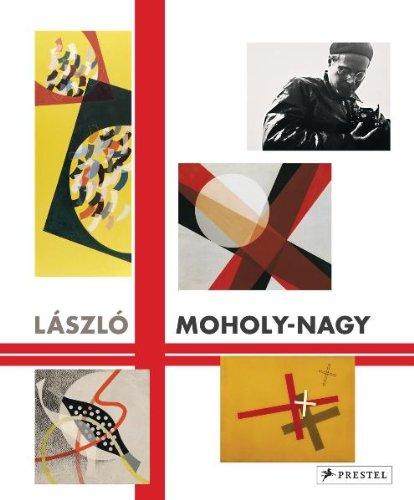 László Moholy-Nagy Buch-Cover