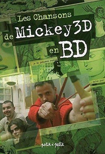 Les Chansons de Mickey 3D en BD