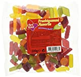 Red Band Fruchtgummi Assortie, 12er Pack (12 x 500 g Beutel)
