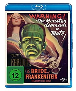 Frankensteins Braut [Blu-ray]