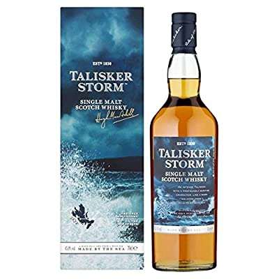 Talisker Storm Scotch Malt Whisky 70cl - (Pack of 6)
