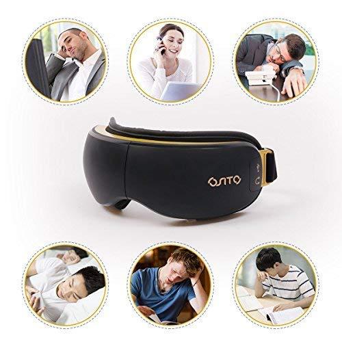 Zoom IMG-3 osito massaggiatore elettrico per occhi