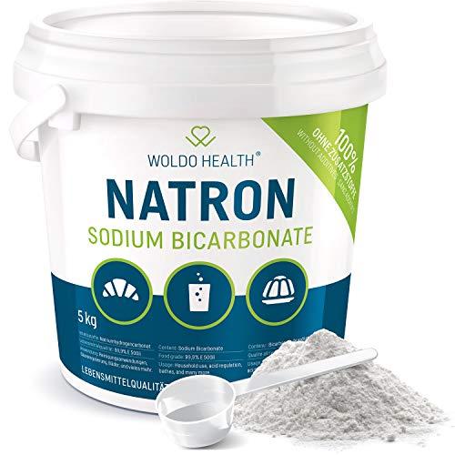 Natron Pulver 5kg Lebensmittelqualität Natriumbicarbonat Backsoda
