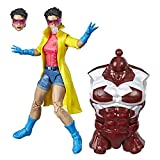 Hasbro Marvel Legends Series 6' Collectible Action Figure Jubilee Toy- with Caliban Build-A-Figure Par