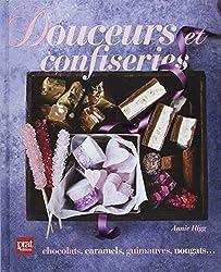 Douceurs et confiseries : Chocolats, caramels, guimauves, nougats