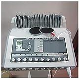 Electroestimulador EMS Tens Estimulador muscular Masajeador Digital Meridian Maquina de fisioterapia Terapia dispositivo de acupuntura para Body Shaper Adelgazante Cuidado pecho Alivio del dolor,220V
