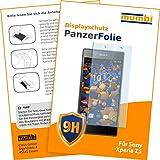 mumbi Panzerglasfolie Sony Xperia Z5 Glasfolie Hartglas 9H - 4