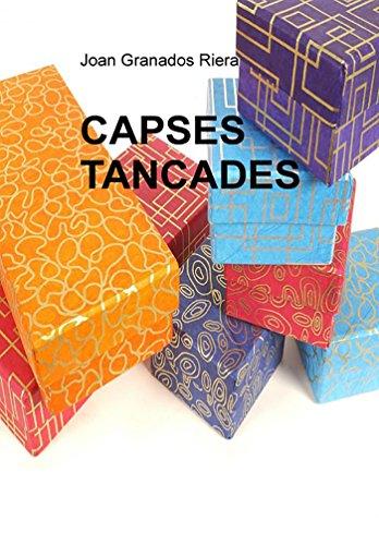 Capses tancades (Catalan Edition) por Joan Granados