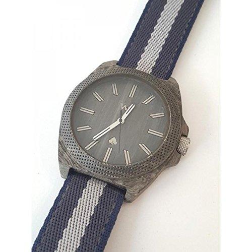 Orologio in legno Wewood Phoenix 46 Teak Blue 70358602