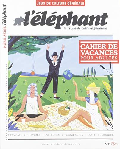 L'Éléphant Hors-Serie Jeux - Numero 6 - Juin 2019 par Collectif