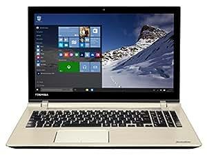 "Toshiba Satellite P50-C-10E Ordinateur portable 15"" Aluminium brossé (Intel Core i7, 8 Go de RAM, Disque Dur 1 To, Carte Graphique Nvidia 2 Go, Windows 8.1)"