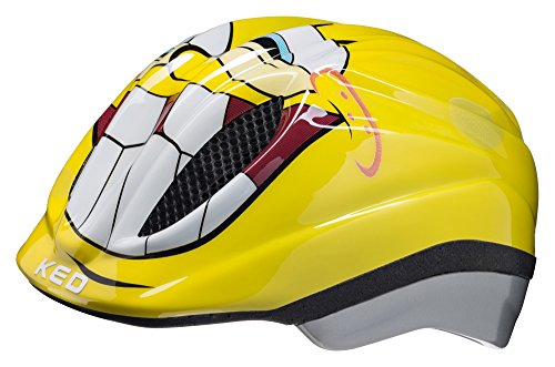 KED Meggy II Originals Helmet Kids Spongebob Schwammkopf Kopfumfang M | 52-58cm 2018 mountainbike helm downhill