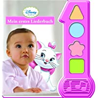 Disney Baby, Mein erstes Liederbuch MÄDCHEN