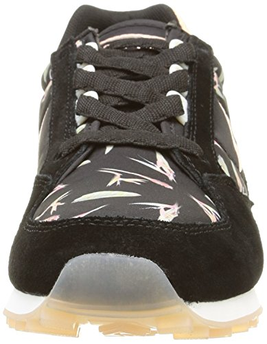 Le Coq Sportif - Eclat W Bird Of Paradise, Sneaker Donna Nero (Noir (Black/Tropical Peach))