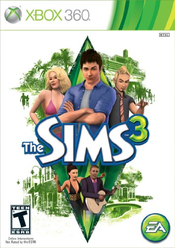 Electronic Arts The Sims 3, Xb360 - Juego (Xb360)