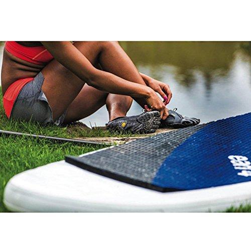 Vibram FiveFingers Signa Chaussures à orteils pour femme Spécial sports aquatiques Blanc/noir