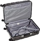 American Tourister Koffer Pasadena Spinner L 77 cm 94 Liters Silber (Check Black/Silber) 53196-2601 - 5