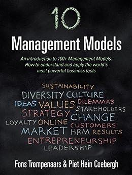 10 Management Models by [Trompenaars, Fons, Coebergh, Piet Hein]