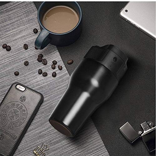 QWER Rad - gewinnung kaffeemaschine - USB - netzteil - Mini - kaffeemaschine die kapsel die Espresso - Maschine tragbare kaffeemaschine Outdoor - kaffeemaschine - Minis Espresso-maschine
