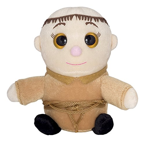 wild-planet-oldies-santo-antonio-15-cm-di-peluche-multicolore