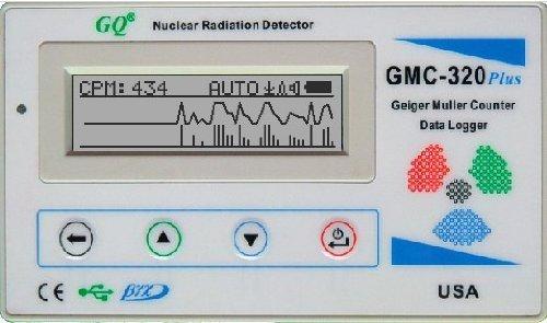 Zoom IMG-1 gq gmc 320 plus geiger