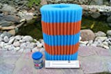 Wartungspaket für Teichfilter: Oase Filtoclear 12000 inkl. Schwammset, Lampe und Filterstarter