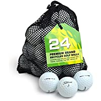 Second Chance 24 Titleist NXT Extreme Tour B Grade - Bolas de golf reciclada, color blanco