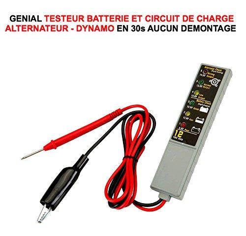 LCM2014 Genial. Comprobador de batería y alternador Sans Aucun Demontage. Diagnóstico immediat. Raid Preparation 4x 4Faucet Donaldson Topspin Snorkel